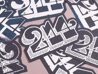 Deep Ellum Stickers