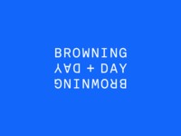 Browning Day Logo Concept