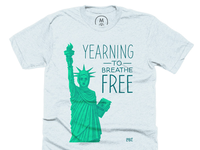 Yearning To Be Free - Resist Donald Trump Shirt