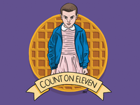 Count on Eleven - Stranger Things Season 2