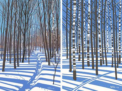 March 27 rooks sai striped sticks vest bar code motherland spring march strips snow birch