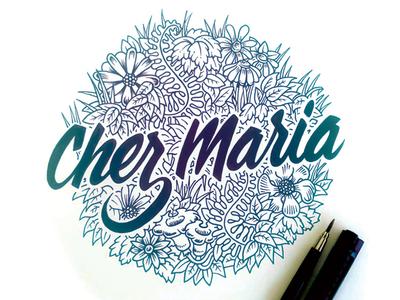 "Visuel ""Chez Maria"" Tome 1"