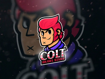 Colt Hero Brawl Stars