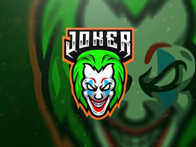 The Joker Esport Logo