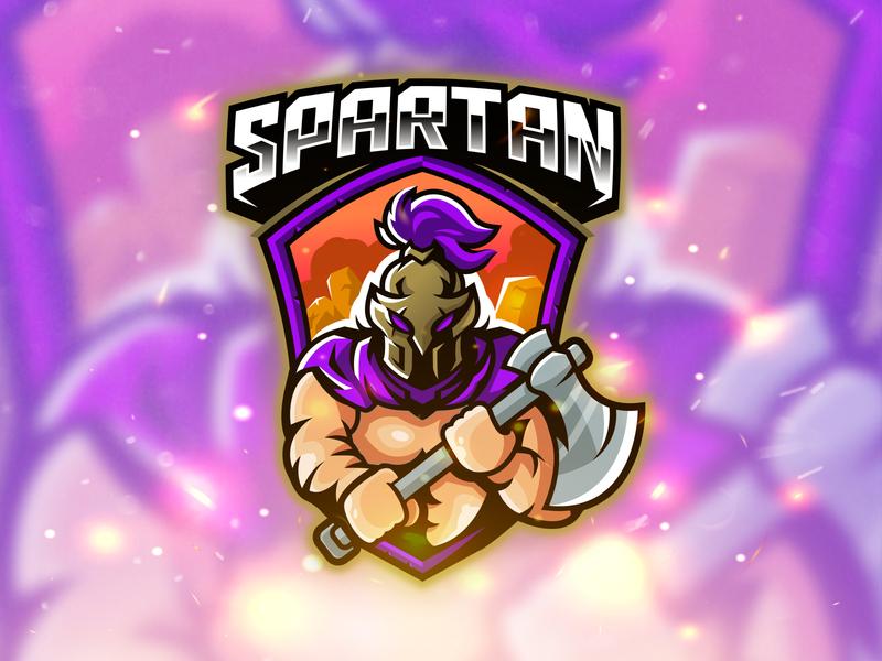 Spartan Esport Logo