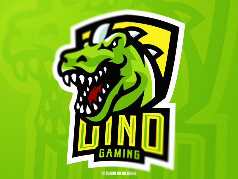 Dino Esport Logo