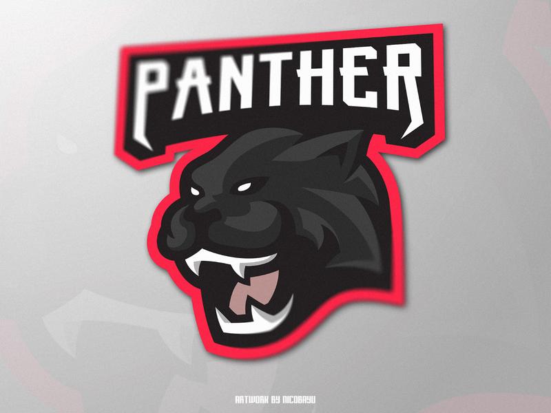 Panther Esport Logo