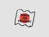 Ramen for President