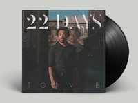 """22 Days"" Tony B's cover album"