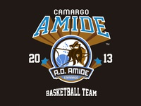 Amide Basketball T-shirts