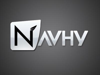 NAVHY Logo navhy music proyect logo