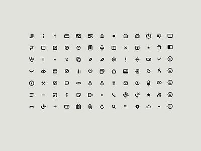 Icons illustration ui icon font webapp web design icon design iconography icon set icons icon