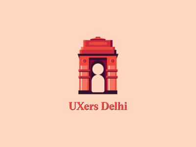 Uxers Delhi logo