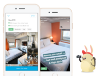 Hotels content on Hopper