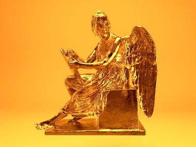 Gold angel gold angel