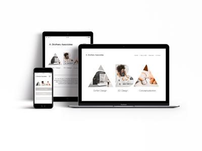 ABA Website Redesign - Case Study