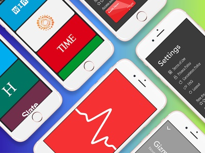 Realiti News - Mockups mockup ui ux design product design design audio news