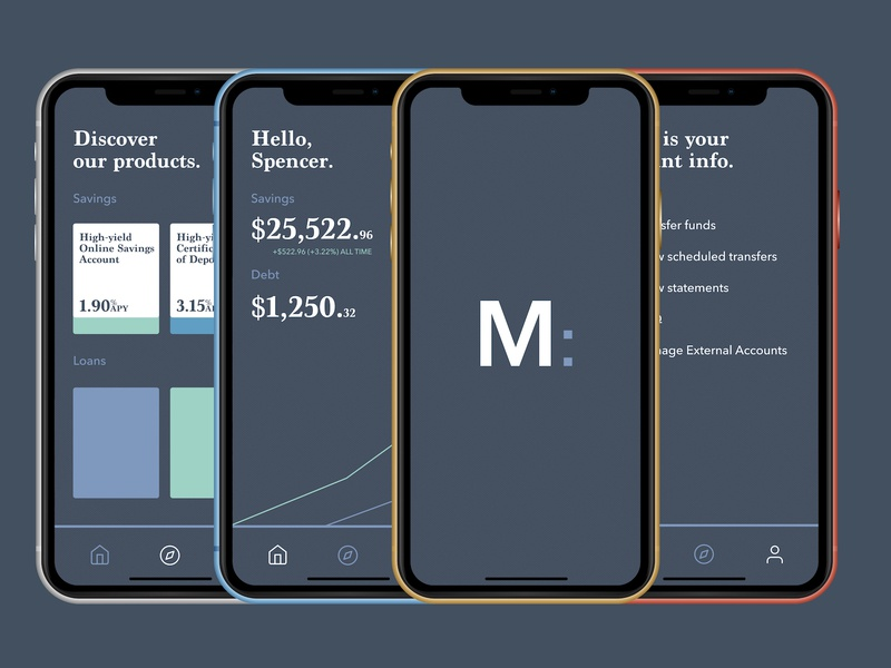 Marcus by Goldman Sachs finance marcus fintech app product design
