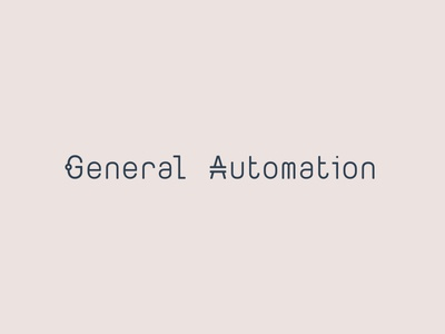 General Automation logo