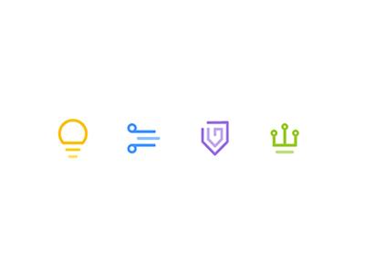 Product logo marks