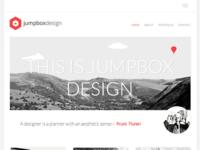 Jumpbox Homepage - Redesign