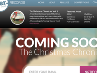 Pierpoint Records - New Site for 2012