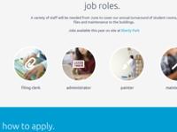 Recruitment - First Proposal