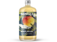 Mingle 2019 | label and packaging project by Mild Tiger