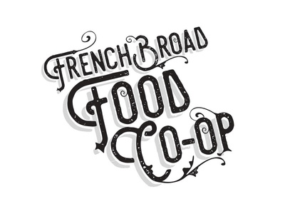 French Broad Food Co-op grocery asheville french broad logo co-op