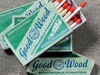 Good Wood Matchbox