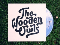 Wooden Owls Record Jacket