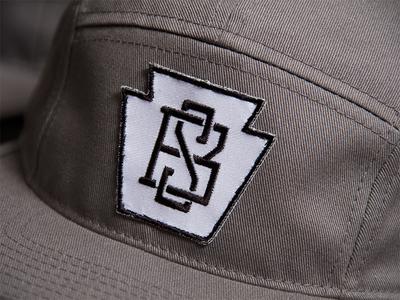 SB Hat hat patch mongram keystone pa pennsylvania