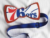 Sixers Bow Tie