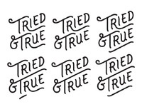 Tried and true logo variations
