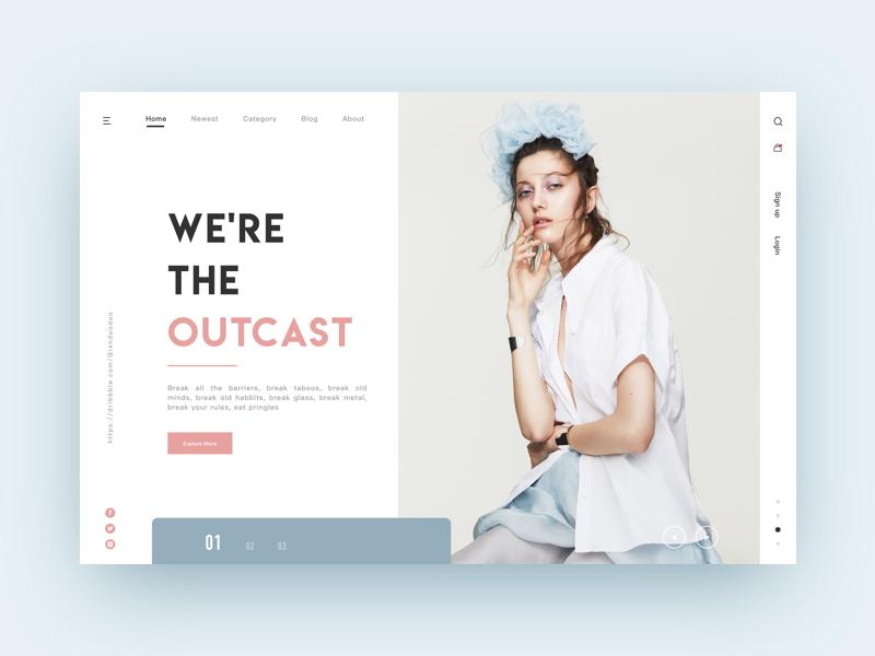 Day 6_web layout web design website web design ui ux