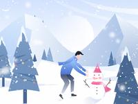Day 9 _  Snow