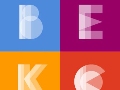 Geometric Type exploration geometric typography typo logo lettering identity exploration branding