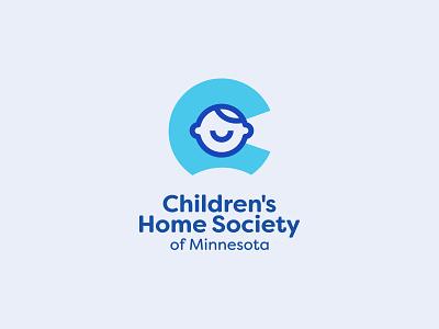 Adoption Agency Identity (not selected) logo circle c child baby adoption