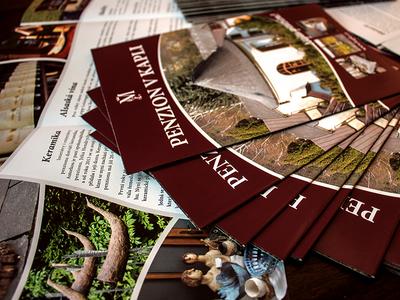 Brochure - Pension/wellness Penzion v Kapli