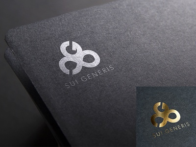 SUI GENERIS Luxury branding