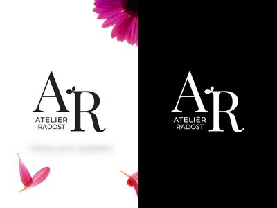Logo for florist's