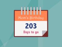 Countdown Timer | DailyUI #014