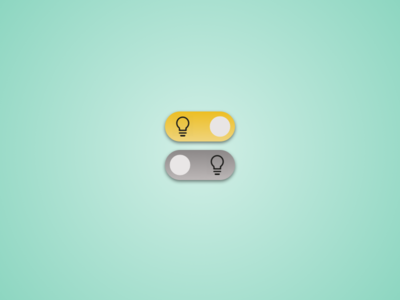 On/Off Switch | DailyUI #015
