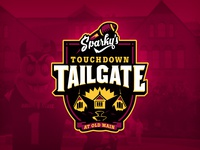 Sparky's Touchdown Tailgate at Old Main