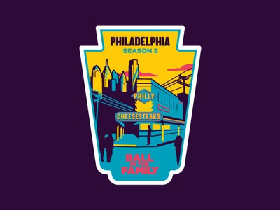 Ball In The Family - Philladelphia