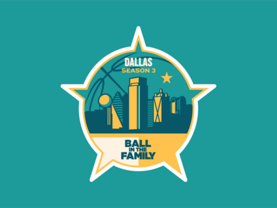Ball In The Family - Dallas