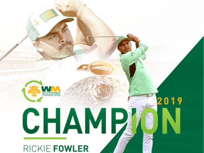 2019 WM Phoenix Open Champion