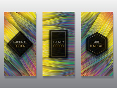 Holographic packaging design