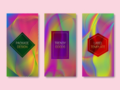 Vibrant packaging