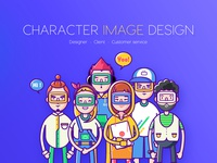Character Image Design